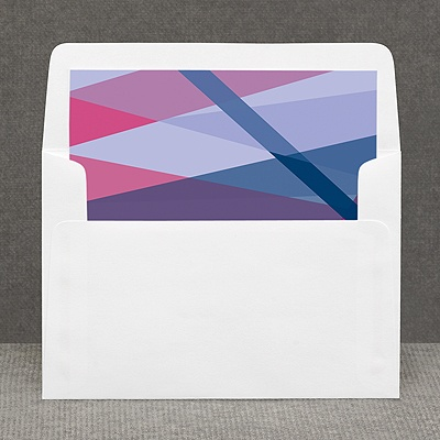 Hip Angles - Berry - Custom Envelope Liner