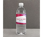 Hip Angles - Berry - Water Bottle Label