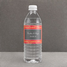 Hip Deco - Fresh - Water Bottle Label