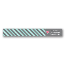 Hip Heart - Fresh - Address Label