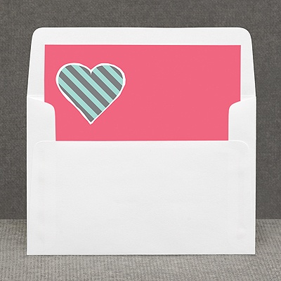 Hip Heart - Fresh - Custom Envelope Liner