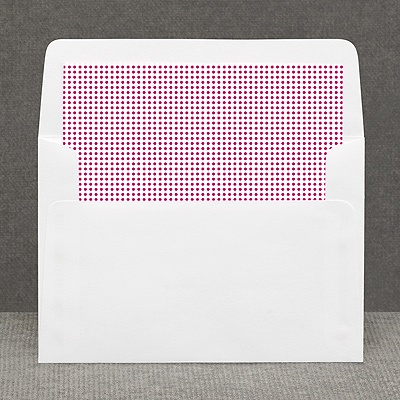Hip Type - Berry - Custom Envelope Liner