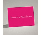 Your Color - Thank You Card and Envelope