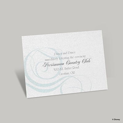 Fairy Tale Fantasy Reception Card