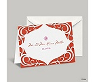 Magical Journey Note Card and Envelope - Jasmine