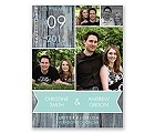 Rustic Banner - Limelight - Save the Date Card