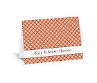 Sienna Embrace - Note Card and Envelope