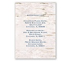 Carved in Love - Accommodations Card