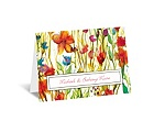 Sweet Meadow - Thank You Card and Envelope