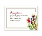 Sweet Meadow - Reception Card