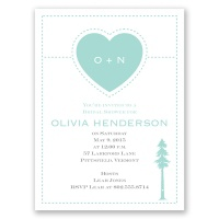 Majestic Love - Bridal Shower Invitation