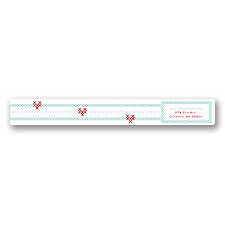 Cross My Heart - Address Label