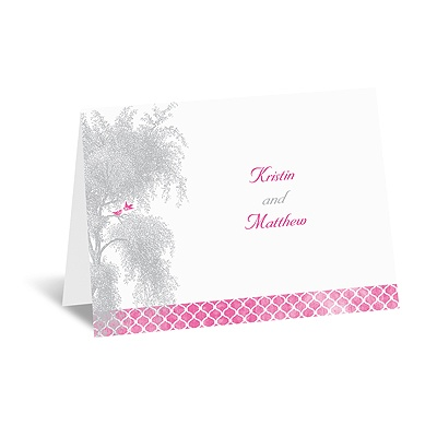 Expression of Love - Note Card and Envelope