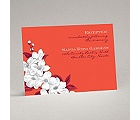 Dainty Blossoms - Tango - Reception Card
