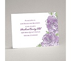 Artistic Roses - Reception Card