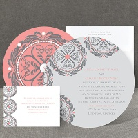 Medallion Romance - Invitation