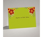 Floral Fiesta - Note Card and Envelope