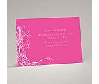 Artistic Flourishes - Response Card and Envelope