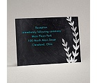 Chalk it Up - Reception Card