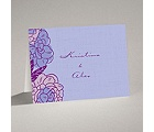 Petal Power - Grapevine - Note Card and Envelope
