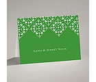 Diamond Flourishes - Note Card and Envelope