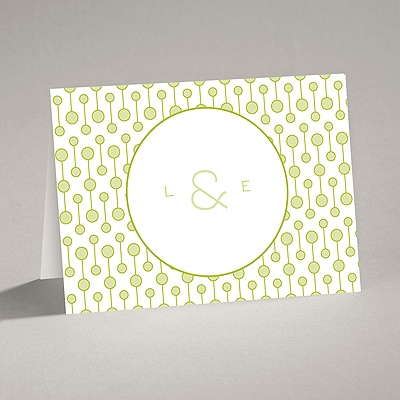 Connect the Dots - Note Card and Envelope