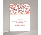 Flowering Vines - Reception Card
