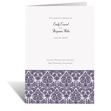 Damask Borders - Program