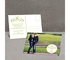 Spectacular Chic - Save the Date Postcard