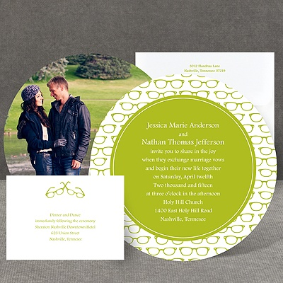 Spectacular Chic - Invitation