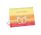 Rainbow Bling - Note Card and Envelope