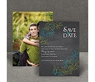 Chalky Vines - Save the Date Card