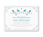 Rustic Whimsy - Save the Date Magnet