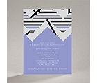 Extremely Chevron - Orchid - Save the Date Magnet