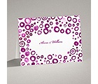 Artsy Romance - Amethyst - Note Card and Envelope