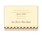 Moroccan Beauty - Citrus - Save the Date Magnet