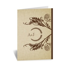 Growing Love - Note Card and Envelope