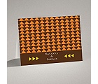 Legendary Love - Terra Cotta - Note Card and Envelope