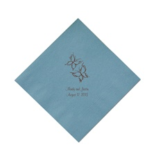 Pacific Cocktail Napkin