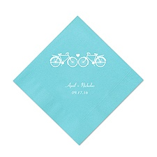 Pool Cocktail Napkin