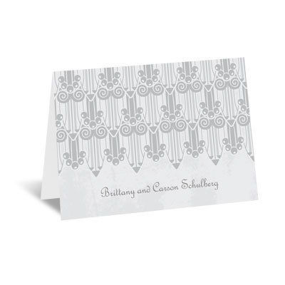Grand Pillars - Note Card and Envelope