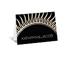 Art Deco Presentation - Note Card and Envelope