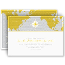 World of Romance - Sterling - Invitation