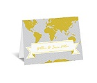 World of Romance - Sterling - Note Card and Envelope