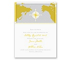 World of Romance - Sterling - Save the Date Card