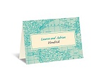 Classic Map - Note Card and Envelope