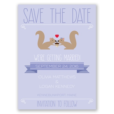 Share the Love - Save the Date Card