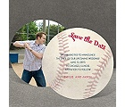 Love for Baseball - Save the Date Card