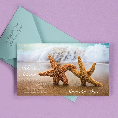 Starfish - Save the Date