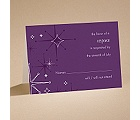 Seeing Stars - Grapevine - Response Card and Envelope